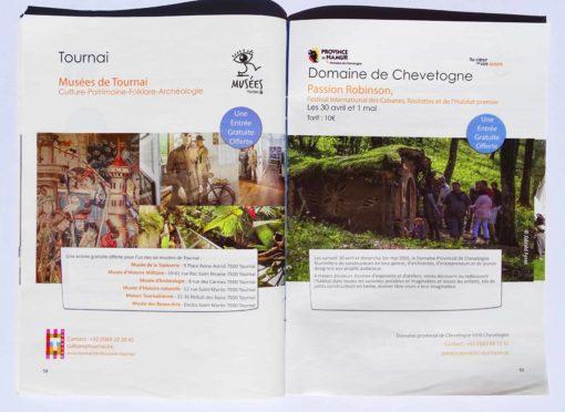 reduction musées nord pas de calais belgique