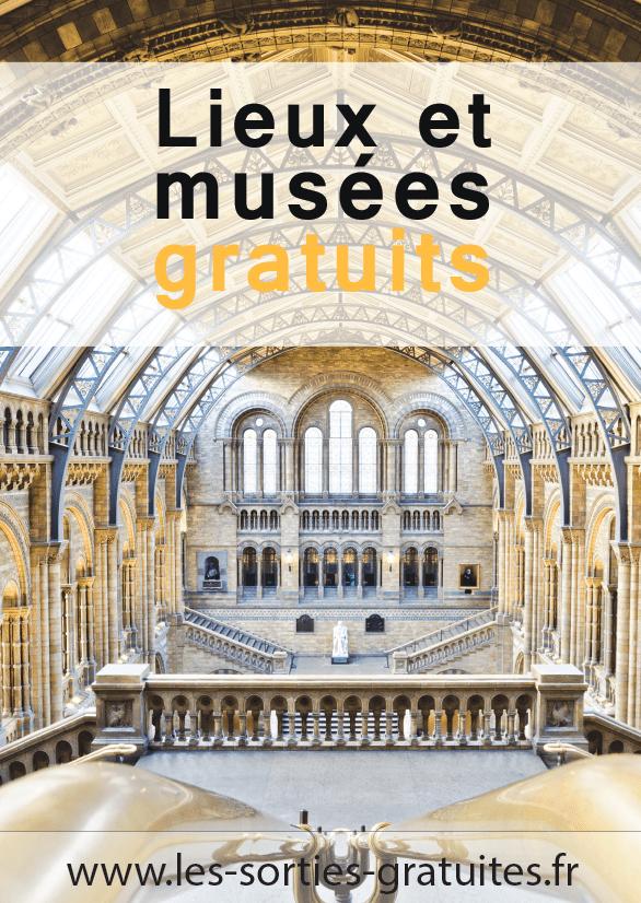 Guide gratuit des musées gratuits