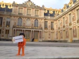 week-end à Versailles