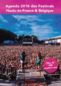 Festivals Hauts-de-France  et Belgique - ebooks