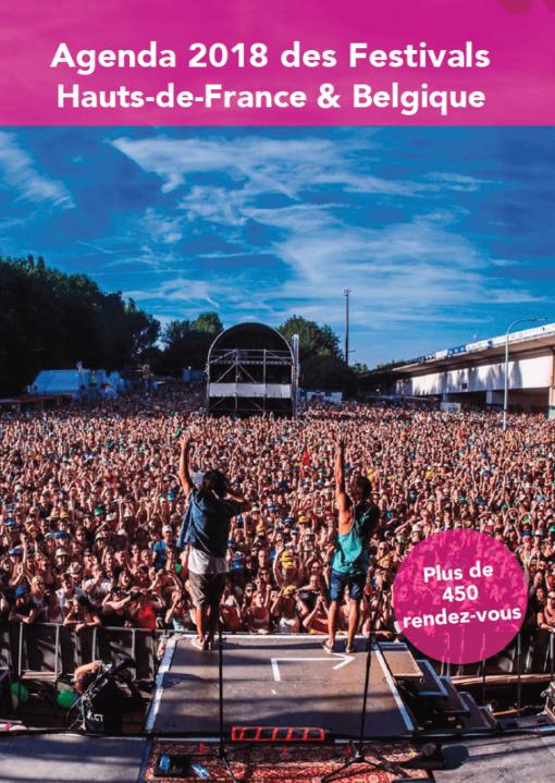 Guide des festivals Hauts de France et Belgique - Les Sorties Gratuites