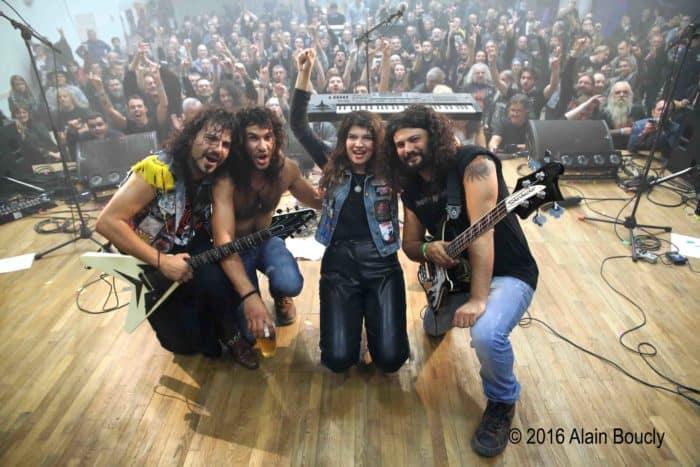 Sortie musicale rock et métal à Lille ce week-end - Les Sorties Gratuites