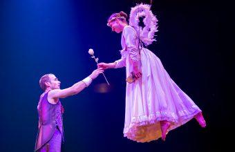 Le Cirque du Soleil débarque à Lille, c'est énorme ! Du 16 au 19 Avril 2020, pour 6 représentations seulement, Cortéo sera présenté au Zénith de Lille.