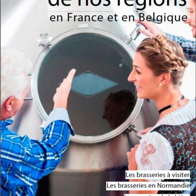 Partez à la découverte des brasseries de Normandie, des Hauts-de-France et de Belgique. Découvrez les distilleries qui se visite et la première édition de la route du malt.
